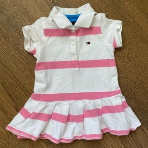 Baby Girl Tommy Dress
